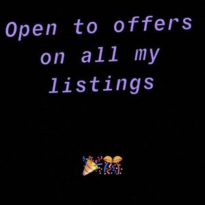 Offers